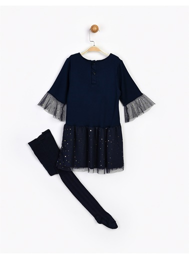 Panolino  Çocuk Elbise 16556 Lacivert